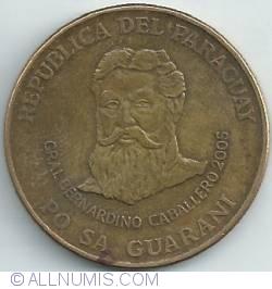 Imaginea #2 a 500 Guaranies 2005