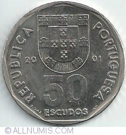 Imaginea #1 a 50 Escudos 2001
