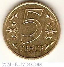 Image #1 of 5 Tenge 2011