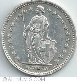 Image #2 of 2 Francs 1940