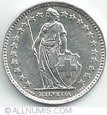 Image #2 of 1/2 Franc 1942