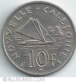 Image #1 of 10 Francs 1967