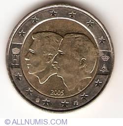 Image #2 of 2 Euro 2005 - Belgium-Luxembourg Economic Union