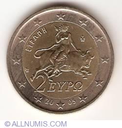 Imaginea #2 a 2 Euro 2005