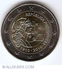 Imaginea #2 a 2 Euro 2010 - Centenarul Republicii Portugheze