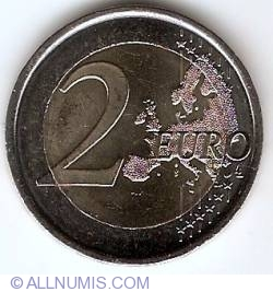 Image #1 of 2 Euro 2011 - Court of the Lions, Granada – UNESCO World Heritage series