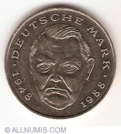 Image #2 of 2 Mark 1989 F - Ludwig Erhard