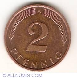 Image #1 of 2 Pfennig 1991 A