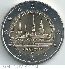 Image #2 of 2 Euro 2014 - Riga – European Capital of Culture 2014