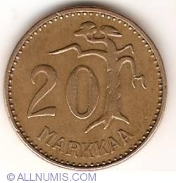 Image #1 of 20 Markkaa 1956