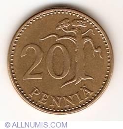 Imaginea #1 a 20 Pennia 1971