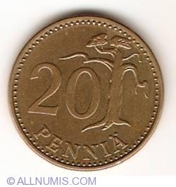 Image #1 of 20 Pennia 1975