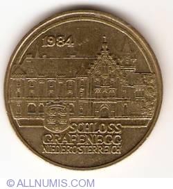 20 Schilling 1993 - Grafenegg Castle