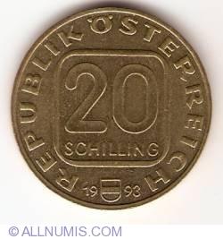 Image #1 of 20 Schilling 1993 - Grafenegg Castle