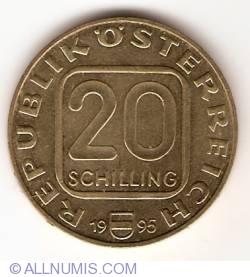 Image #1 of 20 Schilling 1995 - Krems