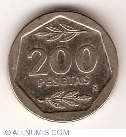 Imaginea #1 a 200 Pesetas 1988