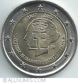 Image #2 of 2 Euro 2012 - The 75th Anniversary Of The Queen Elisabeth Competition