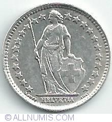 Image #2 of 1/2 Franc 1934