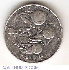 Image #1 of 25 Rupiah 1995