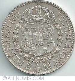 Image #1 of 2 Kronor 1938