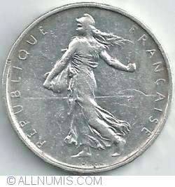 Image #2 of 5 Francs 1964