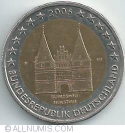 Image #2 of 2 Euro 2006 F - Schleswig-Holstein