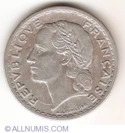Image #2 of 5 Francs 1946 B