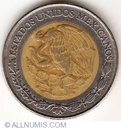 5 Nuevo Pesos 1992