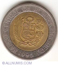 Image #2 of 5 Nuevos Soles 1995