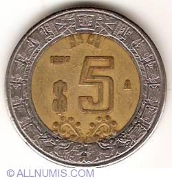 Image #1 of 5 Pesos 1997
