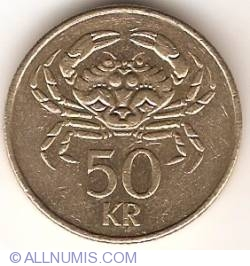 Image #1 of 50 Kronur 2001