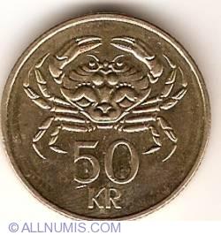 Image #1 of 50 Kronur 2005