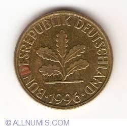 Image #2 of 10 Pfennig 1996 F