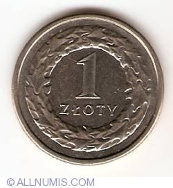 Image #1 of 1 Zloty 2009