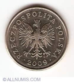 Image #2 of 1 Zloty 2009