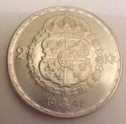 2 Kronor 1942