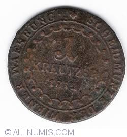 Image #1 of 1 Kreuzer 1812 G