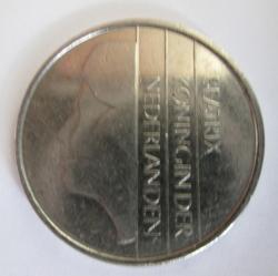Imaginea #2 a 1 Gulden 1985
