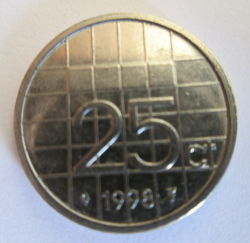 25 Cents 1998