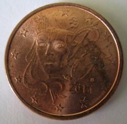 5 Euro Cent 2014