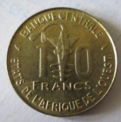 10 Francs 1984