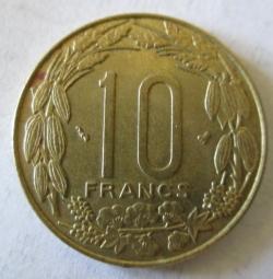 Image #1 of 10 Francs 1998