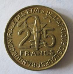 25 Francs 1979
