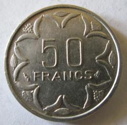 Image #1 of 50 Francs 1996