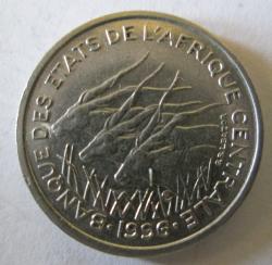Image #2 of 50 Francs 1996