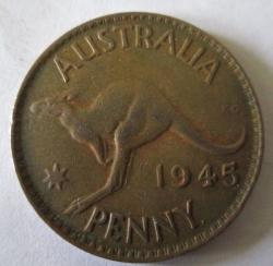 1 Penny 1945