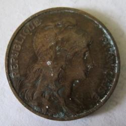 5 Centimes 1905