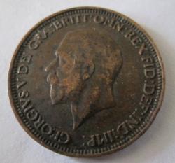 Halfpenny 1932