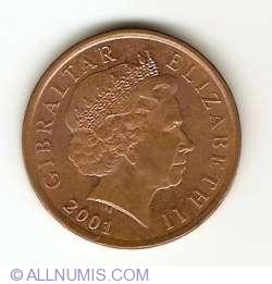 Imaginea #2 a 2 Pence 2001