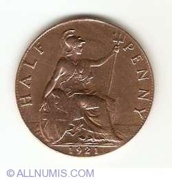 Halfpenny 1921